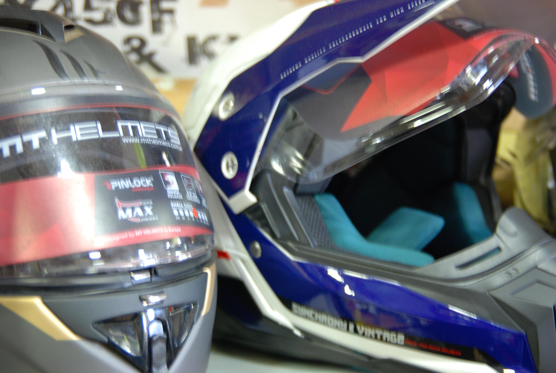 Nuevos cascos
